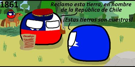 Occupation of Araucanía