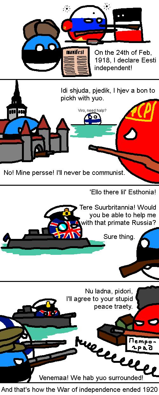 Estonian War of Independence