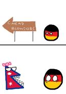 Alemanha - Nepal