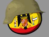 Francoist Spainball