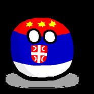 Principality of Serbiaball