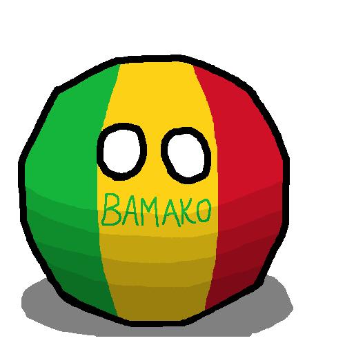 Bamako Regionball
