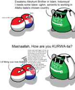 KURWA tia
