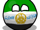 Islamic State of Afghanistanball
