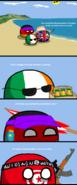Túnez - Vacacionistas