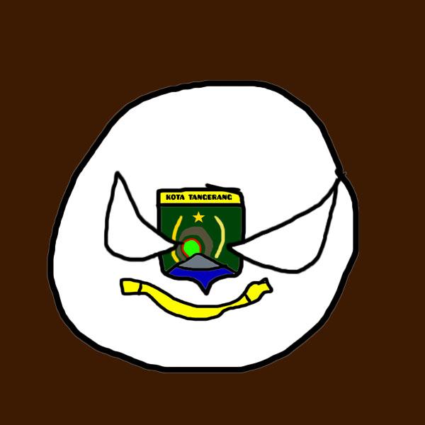 Tangerangball