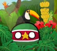 Toucan by Icariaball