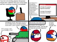 Georgia Recognizes Artsakh