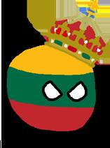 Kingdom of Lithuaniaball (1918)