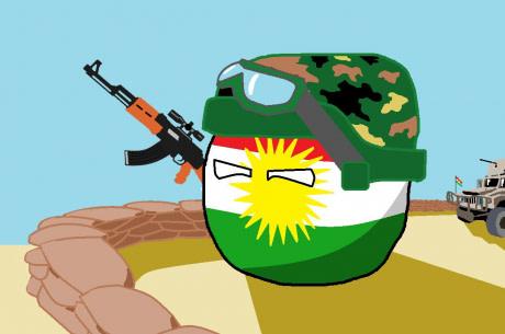 Iraqi Kurdistanball
