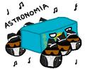 8ball - Kazajistán - Astronomia