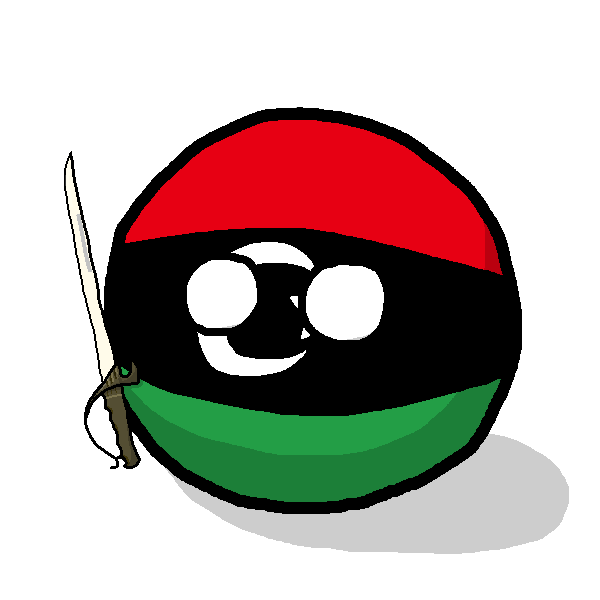 Kingdom of Libyaball