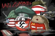 Nazi zombies by Kesha