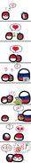 Polônia - Bielorrússia - Rússia - Tcheca