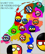 Netherlands - MAP COMPETITION K