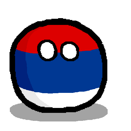 Serbian-Hungarian Baranya-Baja Republicball