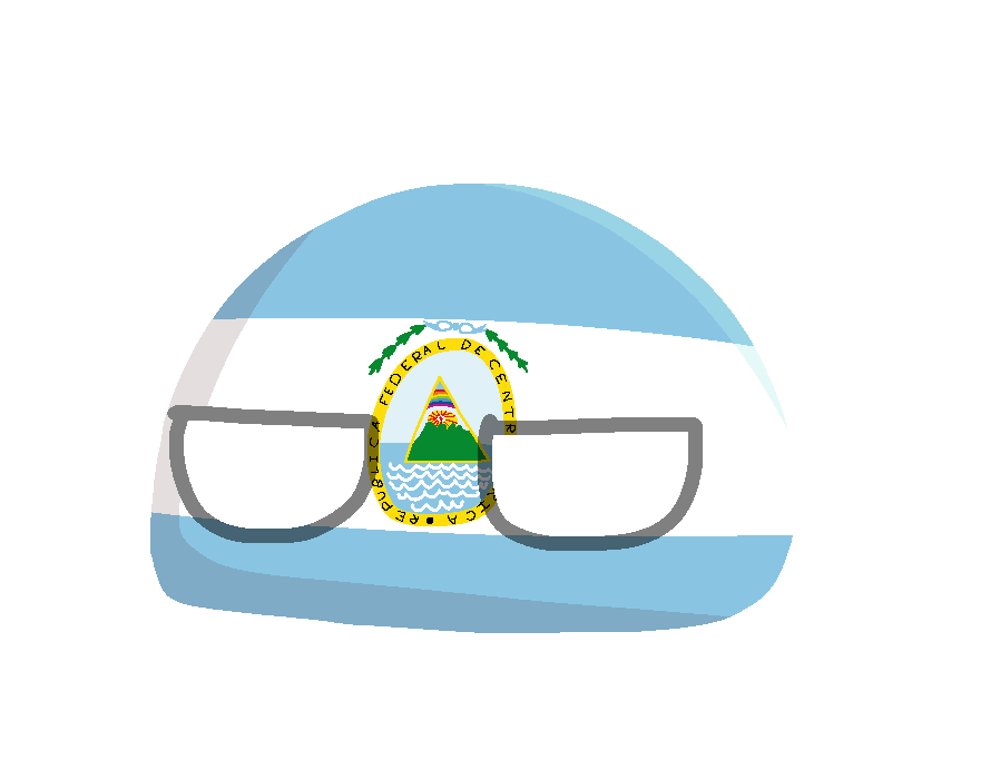 Federal Republic of Central Americaball