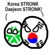 Korea & Daejeon STRONK