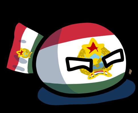 PR Hungaryball