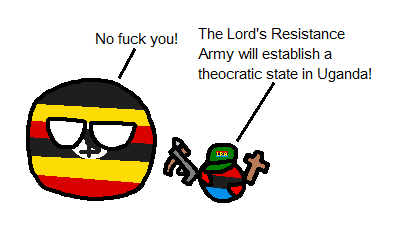 Lord's Resistance Army insurgency