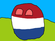 Netherlandsball is high