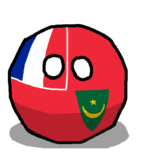 French Mauritaniaball