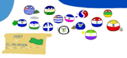 Polandball El Salvador Map (fixed)