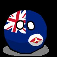 Straits Settlementball