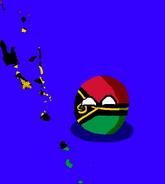 VanuatuBall (CountryBall & Flag Map)