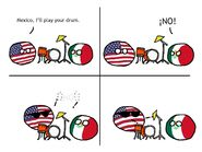 Mexico&MuricaPlayDrums