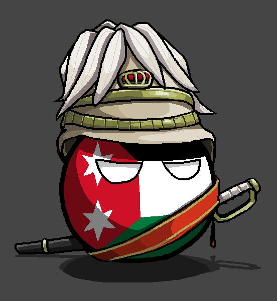 Kingdom of Iraqball