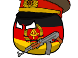 East Germanyball