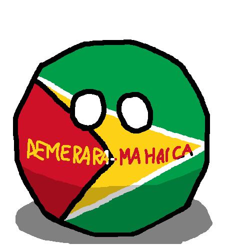 Demerara-Mahaicaball