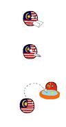 Bad luck, Malaysia