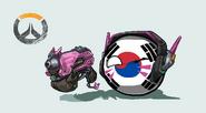 South Koreaball Owerwatch