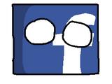 Polandball on Facebook