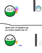Antioquia - Velando