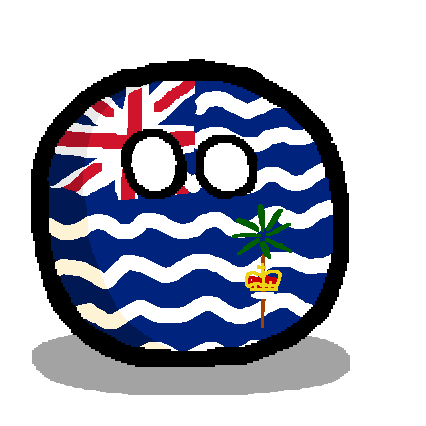 British Indian Ocean Territoryball