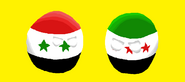 Syriaball and Syrian Oppositionball