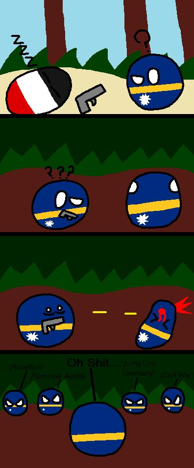 Nauruan Civil War
