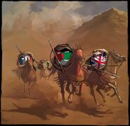 Rise of the arab revolt by kaliningradgeneral-dcjjtc7
