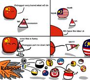 China's Boredom