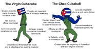 VirginCube vs ChadBall