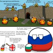 Bulgar Heritage