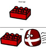 How To Draw Denmarkball