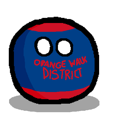 Orange Walk Districtball