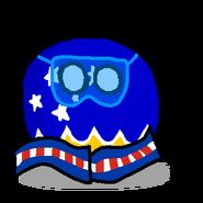Chilean Antarcticaball
