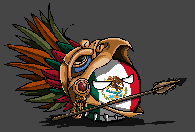 First Mexican Republicball