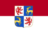 Couronian Empire's flag