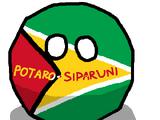 Potaro-Siparuniball